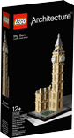 Схемы и инструкции LEGO Architecture - Big Ben (Биг Бен) - Lego Architecture 21013