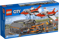 Схемы и инструкции LEGO City - Airport Air Show (Авиашоу) - Lego City 60103