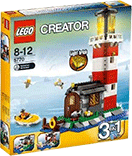 Схемы и инструкции LEGO Creator - Lighthouse Island (Остров с маяком) - Lego Creator 5770