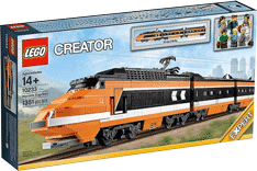 Схемы и инструкции LEGO Creator Exclusive - Horizon Express (Экспресс «Горизонт») - Lego Creator Exclusive 10233