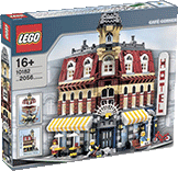 Схемы и инструкции Lego Creator - Exclusive - Cafe Corner (Кафе на углу) - Lego 10182