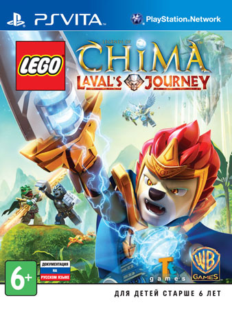 Игры Лего - LEGO Legends of Chima: Laval's Journey