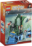 Схемы и инструкции LEGO Harry Potter - Rescue from the Merpeople (Спасение от русалов) - Lego Harry Potter 4762