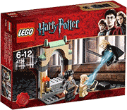 Схемы и инструкции LEGO Harry Potter - Freeing Dobby (Освобождение Добби) - Lego Harry Potter 4736