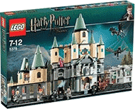 Схемы и инструкции LEGO Harry Potter - Hogwarts (Хогвартс) - Lego Harry Potter 5378