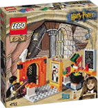 Схемы и инструкции LEGO Harry Potter - Hogwarts Classrooms (Школа Хогвартс) - Lego Harry Potter 4758