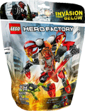 Схемы и инструкции LEGO Hero Factory - FURNO Jet Machine (Реактивная машина Фурно) - Lego Hero Factory 44018