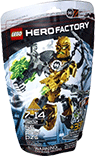 Схемы и инструкции LEGO Hero Factory - Rocka (Рока) - Lego Hero Factory 6202