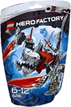 Схемы и инструкции LEGO Hero Factory - Jawblade - Lego Hero Factory 6216