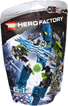 Схемы и инструкции LEGO Hero Factory - Surge (Сурж) - Lego Hero Factory 6217
