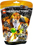 Схемы и инструкции LEGO Hero Factory - Nex (Некс) - Lego Hero Factory 6221