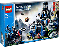 Схемы и инструкции LEGO Knights Kingdom - The Castle of Morcia (Замок Морсиа) - Lego Knights Kingdom 8781