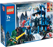 Схемы и инструкции LEGO Knights Kingdom - Citadel of Orlan (Крепость Орлана) - Lego Knights Kingdom 8780