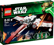 Схемы и инструкции LEGO Star Wars - Z-95 Headhunter (Истребитель Z-95) - Lego Star Wars 75004