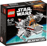 Схемы и инструкции LEGO Star Wars - X-Wing Fighter (Истребитель X-Wing) - Lego Star Wars 75032