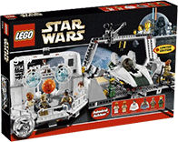 Схемы и инструкции Lego Star Wars - Home One Mon Calimari Star Cruiser - Lego 7754