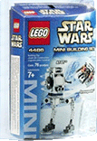 Схемы и инструкции Lego Star Wars - Mini AT-ST & Snowspeeder (Мини AT-ST и Сноуспидер) - Lego 4486