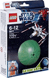 Схемы и инструкции LEGO Star Wars - X-wing Starfighter & Yavin 4 (Истребитель X-Wing и Явин 4) - Lego Star Wars 9677
