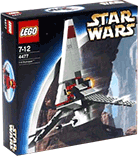 Схемы и инструкции Lego Star Wars - T-16 Skyhopper (Скайхоппер Т-16) - Lego 7665