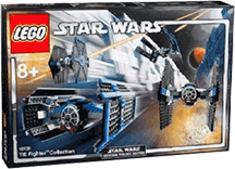 Схемы и инструкции Lego Star Wars (Exclusive) - TIE Collection (TIE коллекция) -Lego 10131