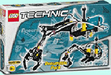 Схемы и инструкции Lego Technic - Pneumatic-Pack (Пневматический комплект) - Lego 5218